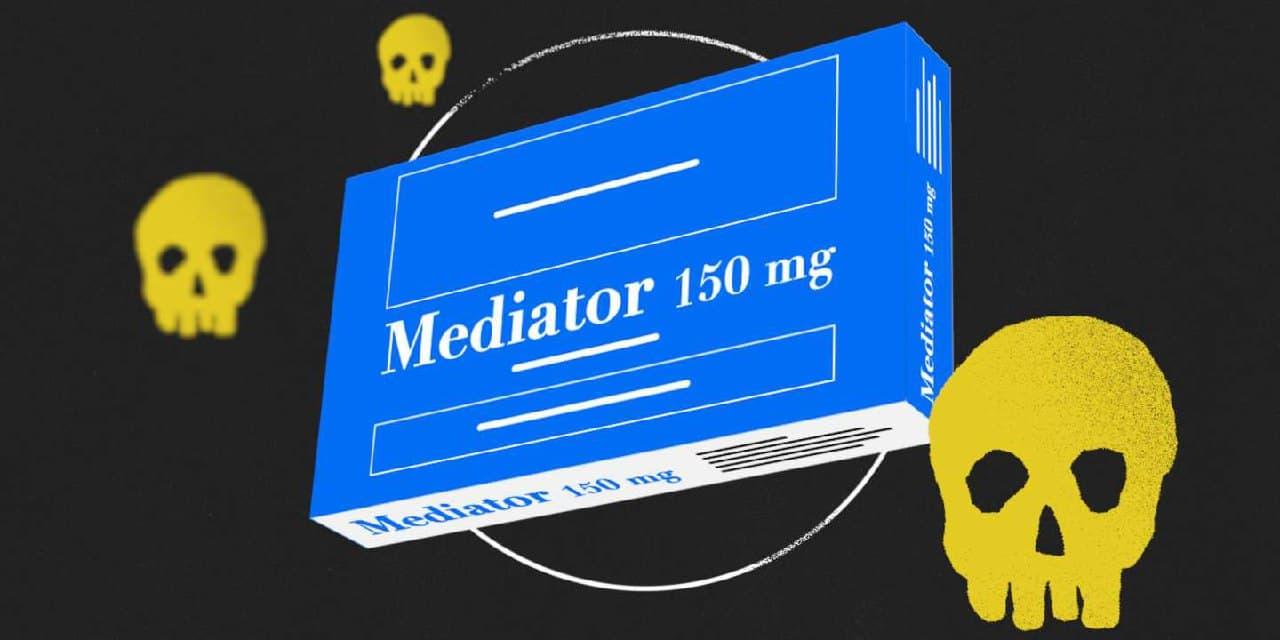 За непреднамеренное убийство. Французский суд оштрафовал производителя таблеток для похудения на €2,7 миллиона