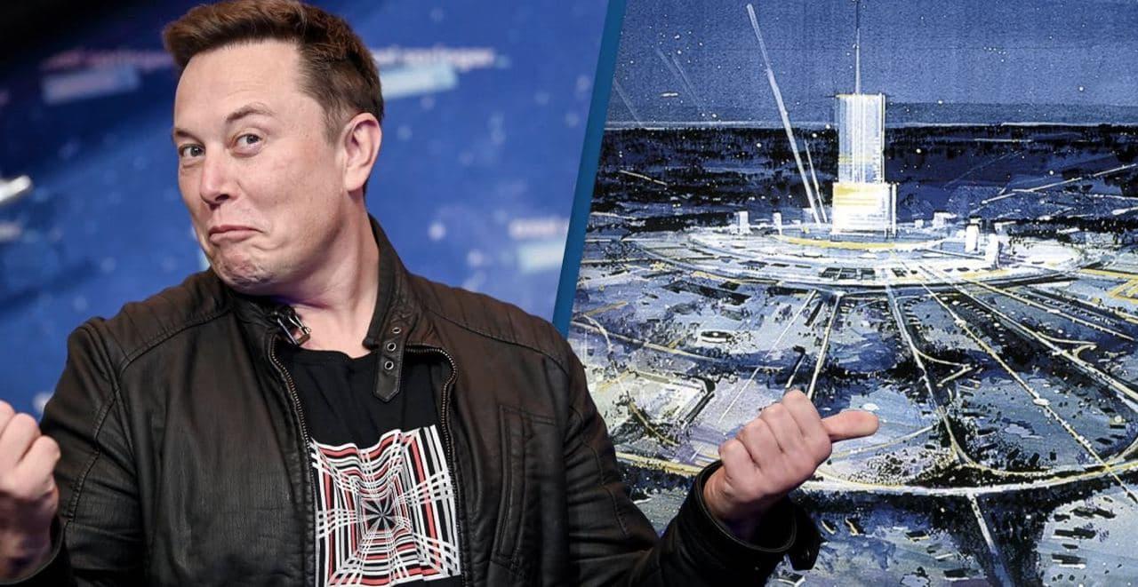 Илон Маск построит «дог-френдли» город возле космодрома SpaceX