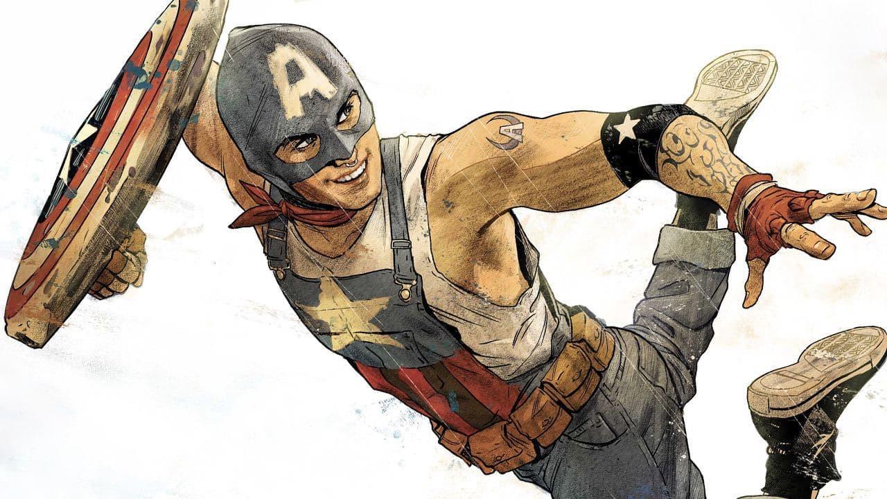 Marvel представила ЛГБТ-версию Капитана Америки