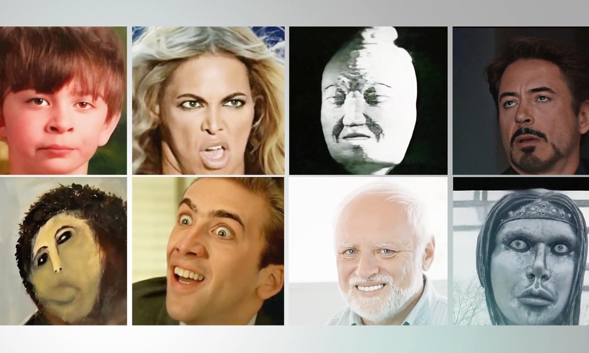 Гарольд, Бейонсе и Пушистый Иисус. Twitter «оживляет» старые мемы с помощью Deep Nostalgia