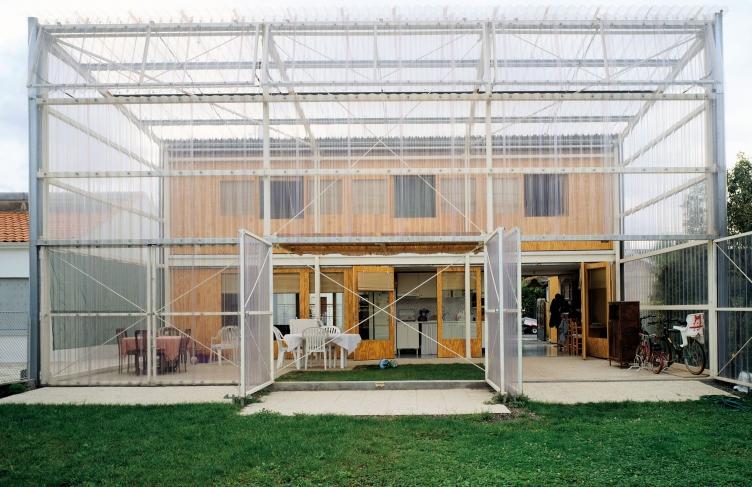 Дом Латапи во Флуараке после реконструкции.