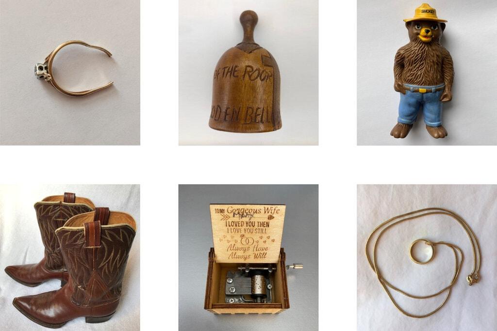 Ковбойские сапоги отца и кольцо матери. В США запустили виртуальный мемориал в память об умерших от пандемии