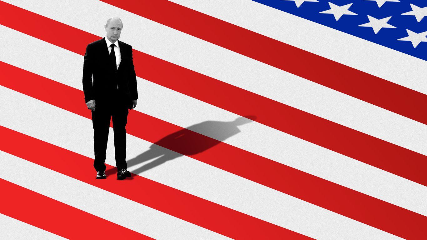 Россия включила США в список недружественных стран