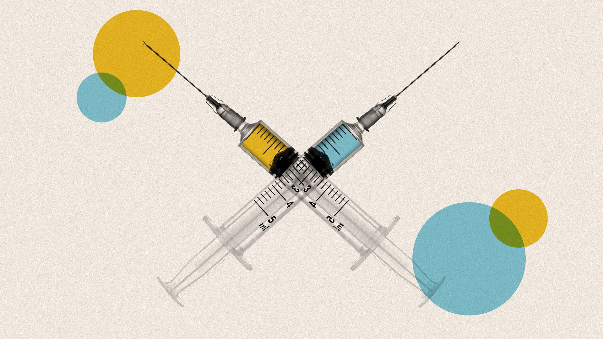 В США испорчено 15 миллионов доз вакцины Johnson & Johnson. Ее компоненты перепутали с AstraZeneca