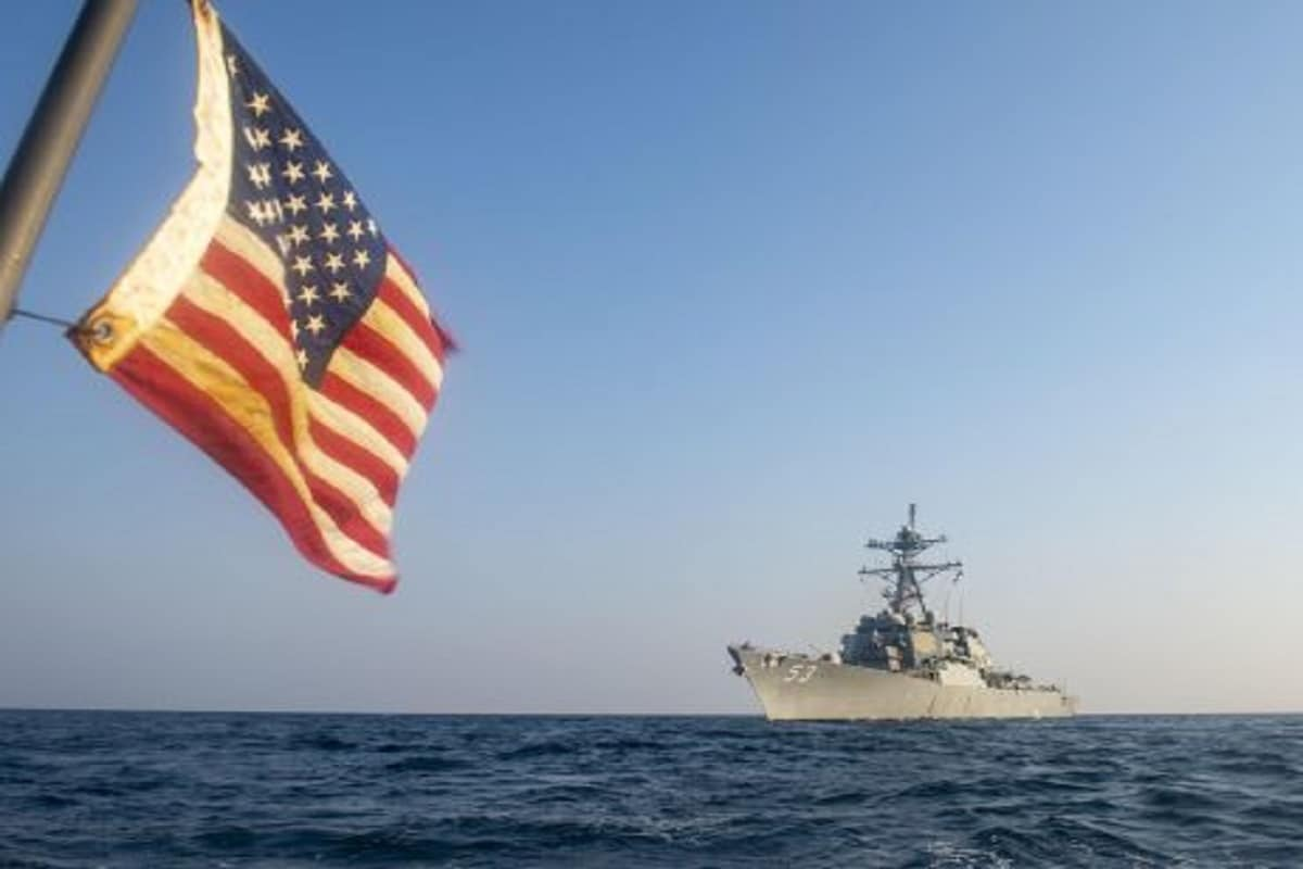 США рассматривают возможность отправки боевых кораблей в Черное море — CNN