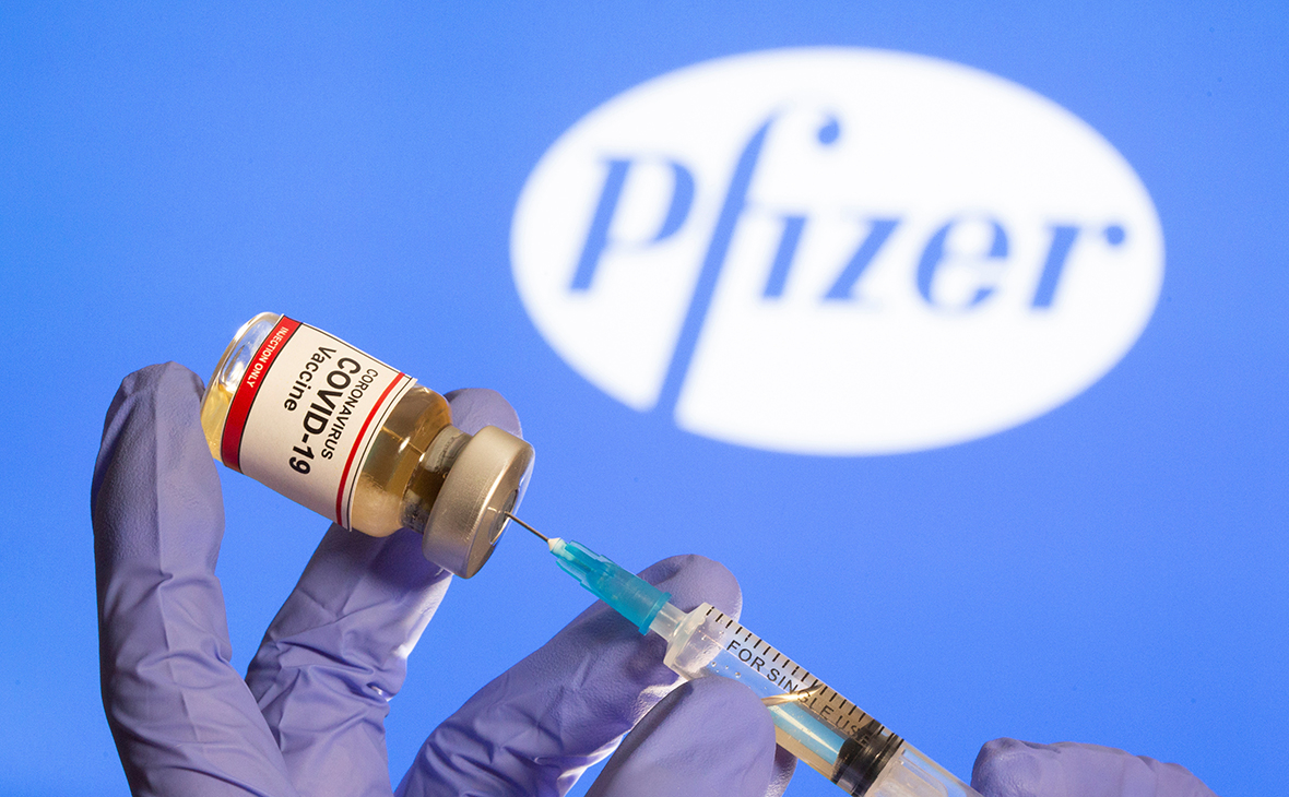 В Украину прибыла первая партия вакцины Pfizer — 117 тысяч доз