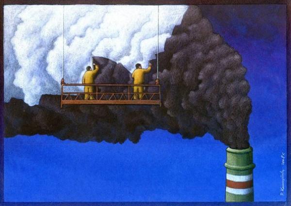 Природа не так уж и очистилась: страны загрязняют окружающую среду, как в 2019 году. Исследование
