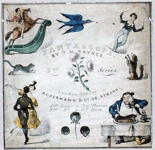 Буклет с инструкциями, 1833 год