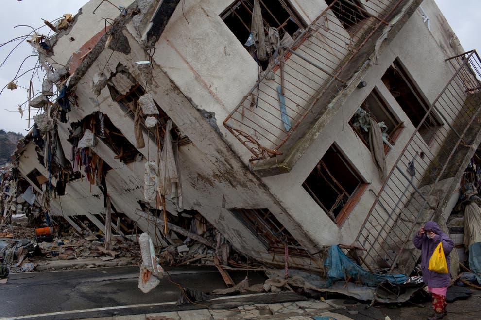 В Японии часы остановились из-за цунами и заработали 10 лет спустя — из-за землетрясения