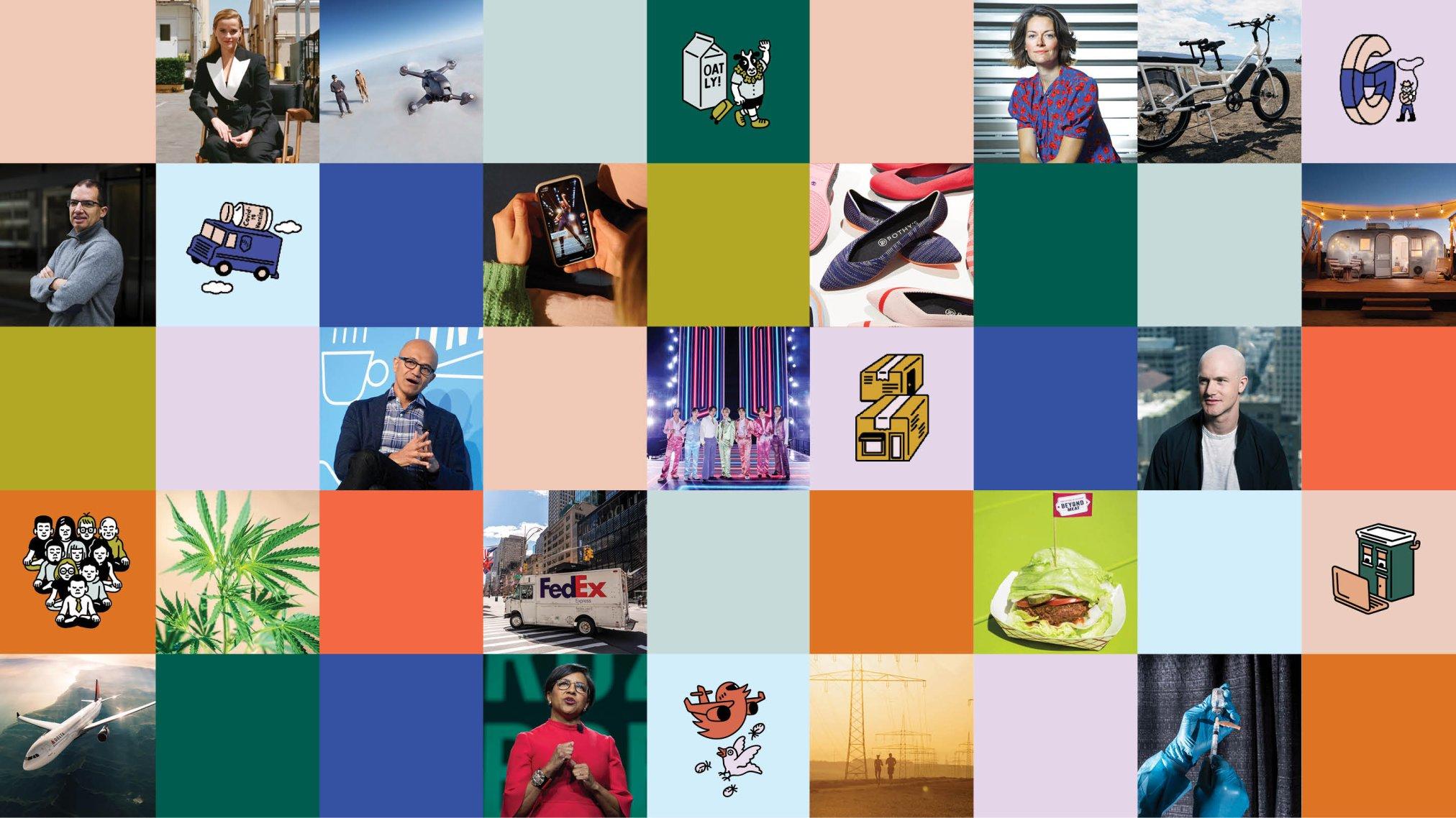 OnlyFans, TikTok и Zoom. Time впервые выбрал 100 самых влиятельных компаний мира.