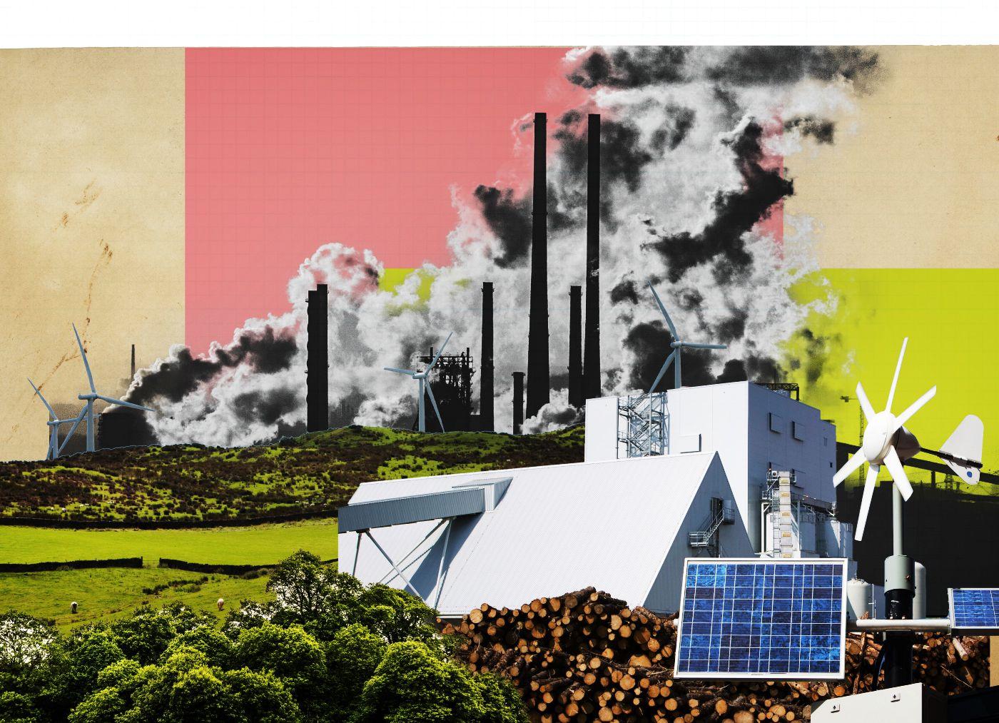 В 2021 году ожидается второй сильнейший в истории скачок выбросов углекислого газа