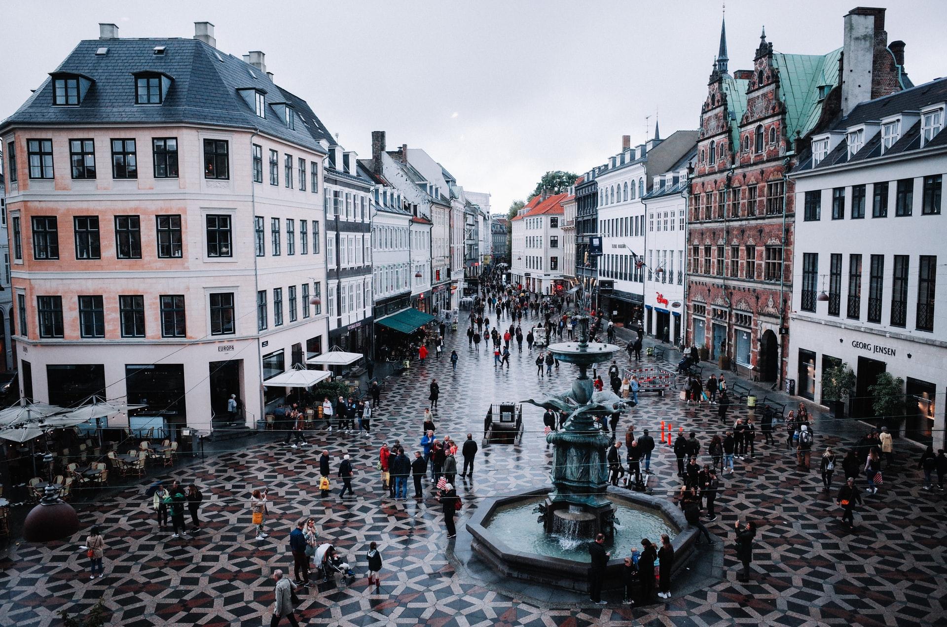 Дания ввела паспорта вакцинации