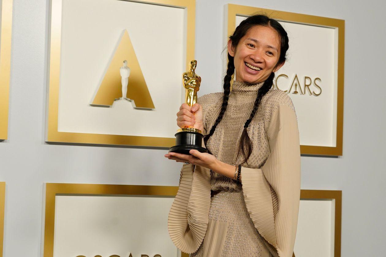 Китай запретил освещать победу Хлои Чжао на «Оскаре»