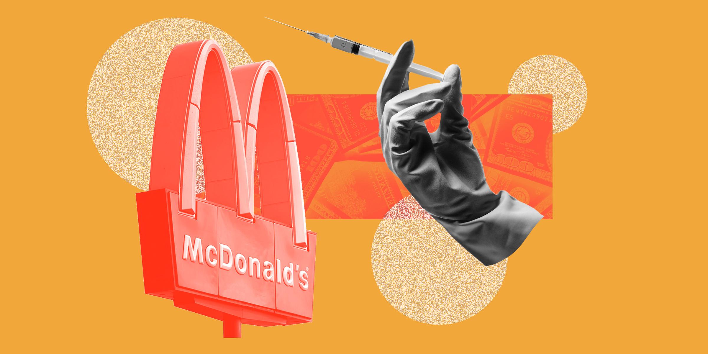 Во Флориде McDonald's платит 50 долларов за собеседование. И вот почему