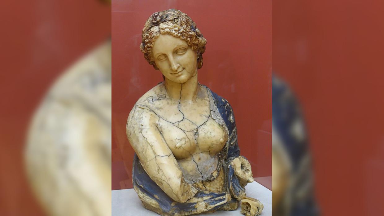 У Леонардо да Винчи отобрали авторство одной из скульптур