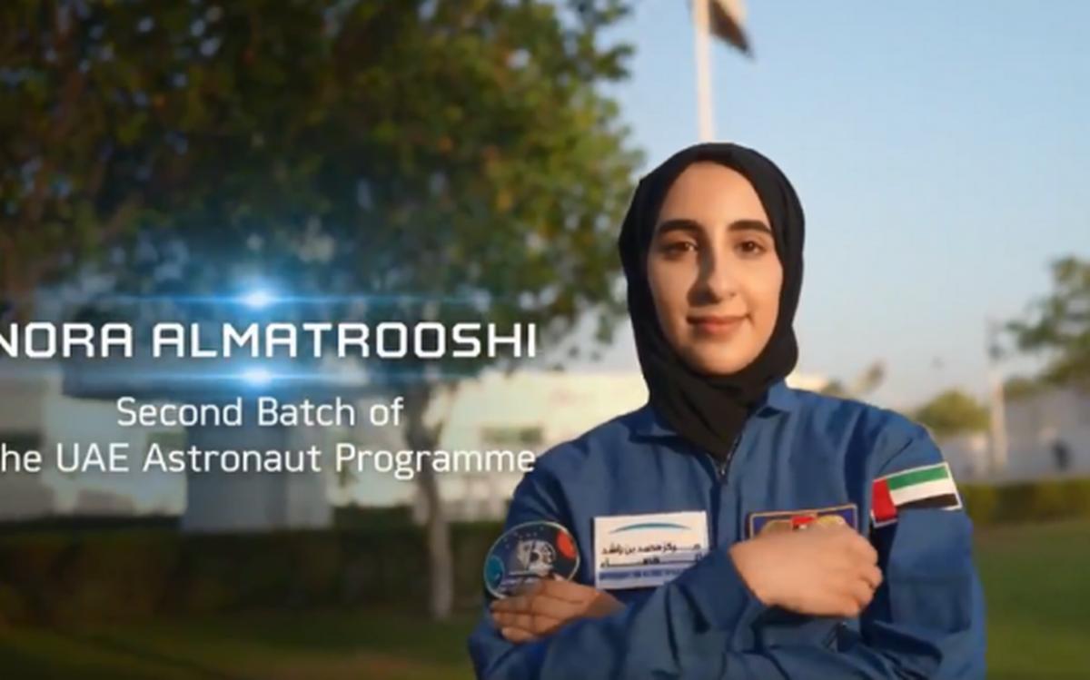 В Эмиратах выбрали первую женщину-астронавта