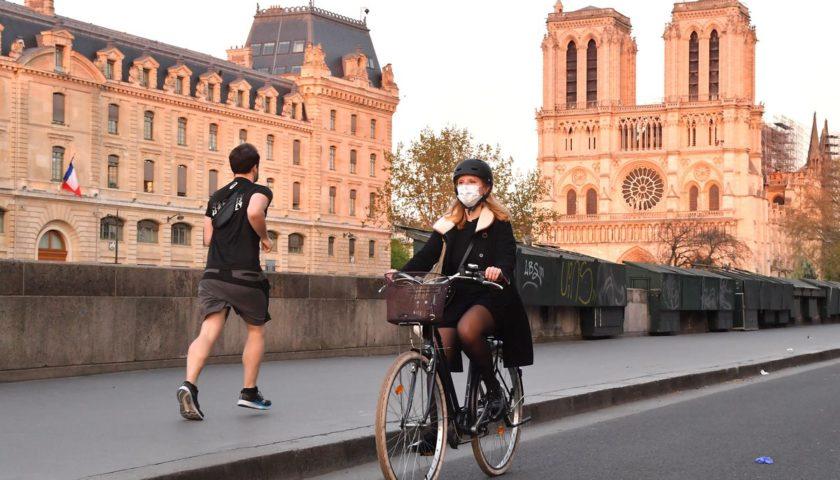 Центр Парижа может стать пешеходным в 2022 году