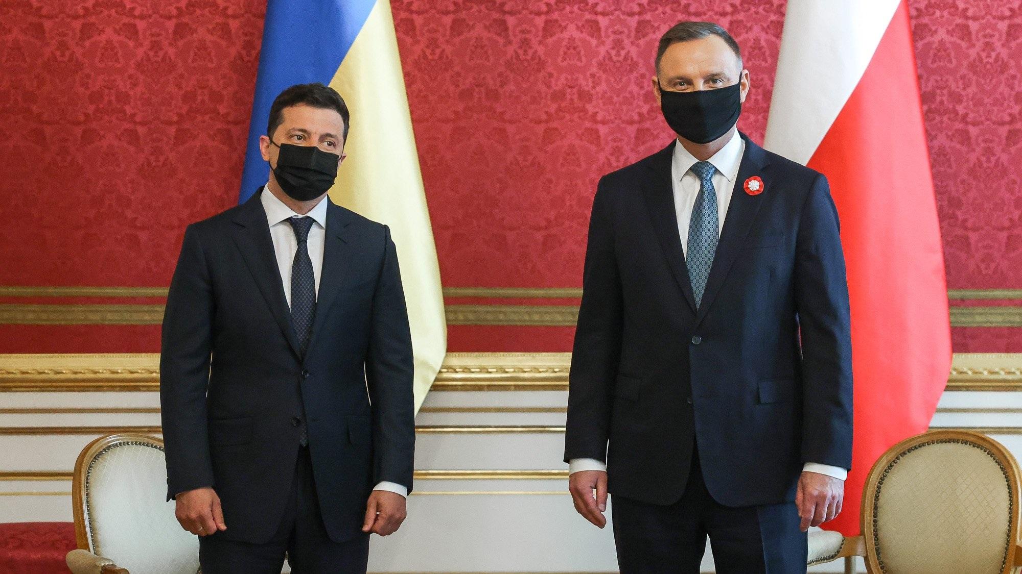 Польша поддержала будущее членство Украины в ЕС — декларация
