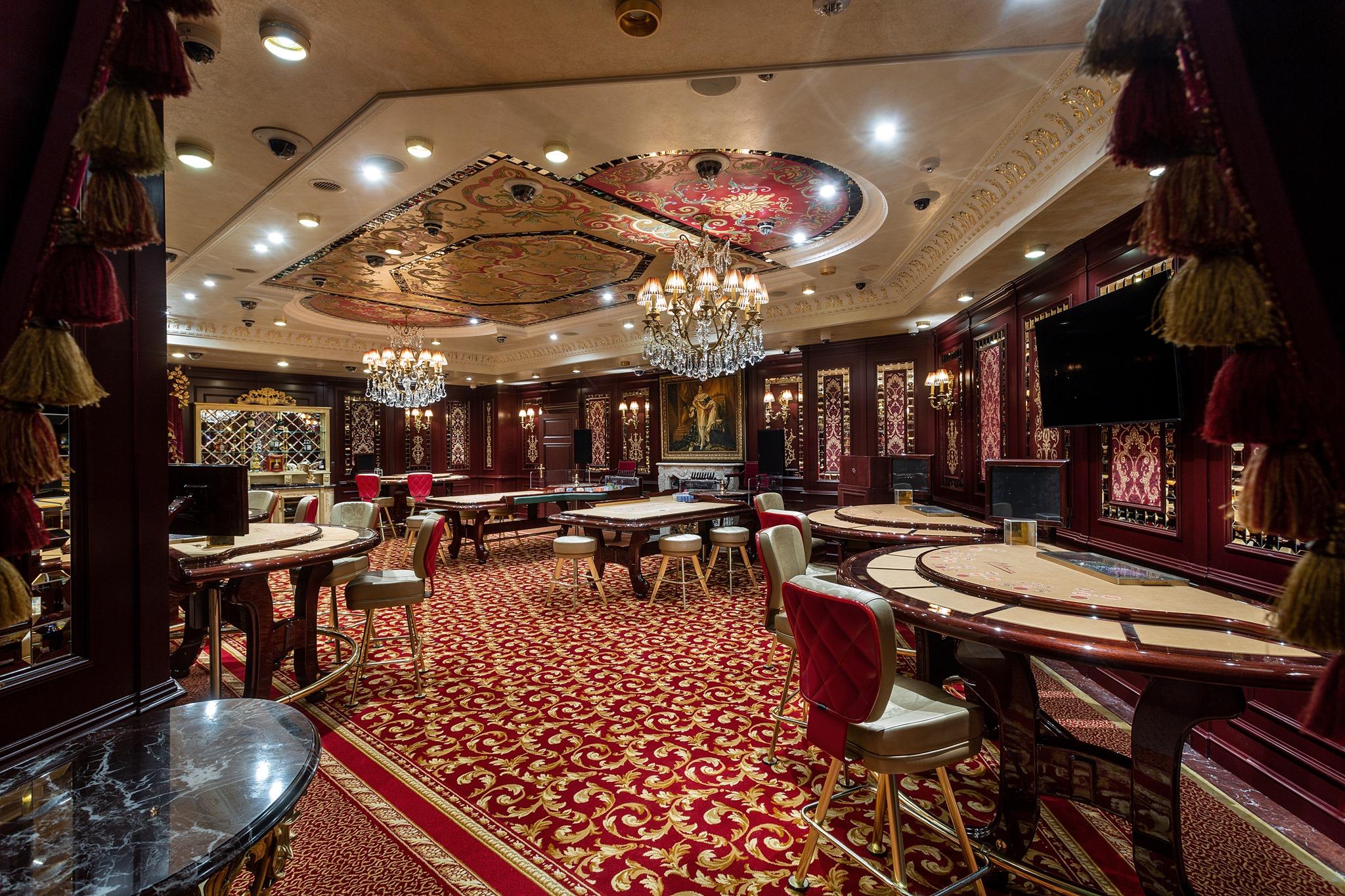 Фото — Billionaire Casino Kyiv.