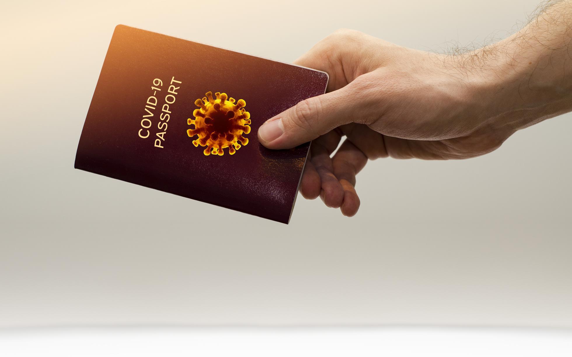 В Украине COVID-сертификаты появятся с 1 июля — Ляшко