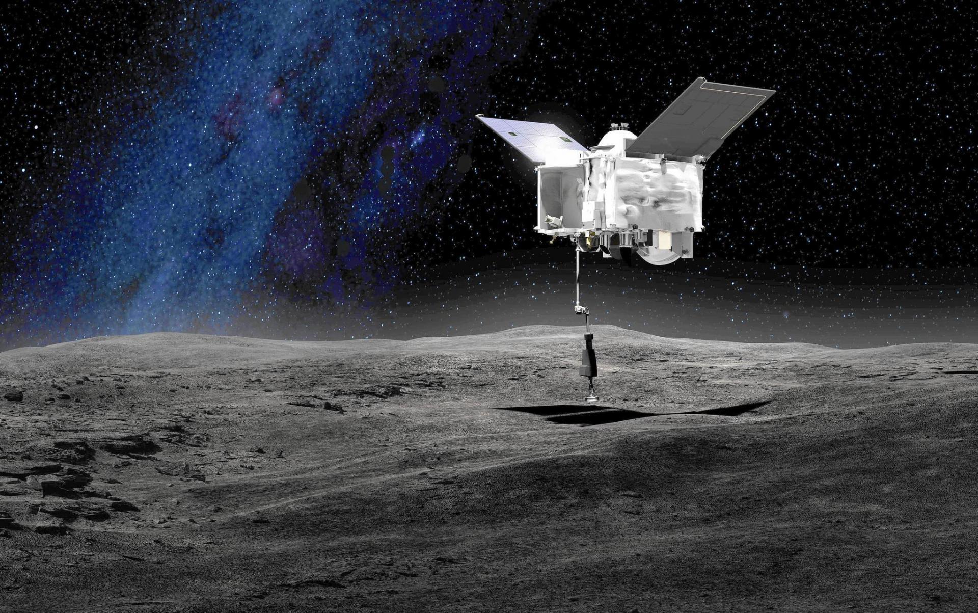Зонд NASA летит на Землю с образцами грунта астероида — ровесника Солнечной системы