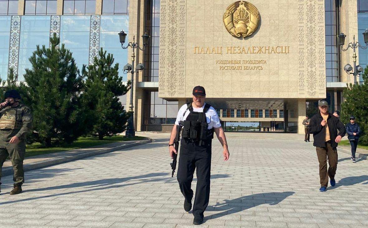 Фото — пресс-служба президента РБ.
