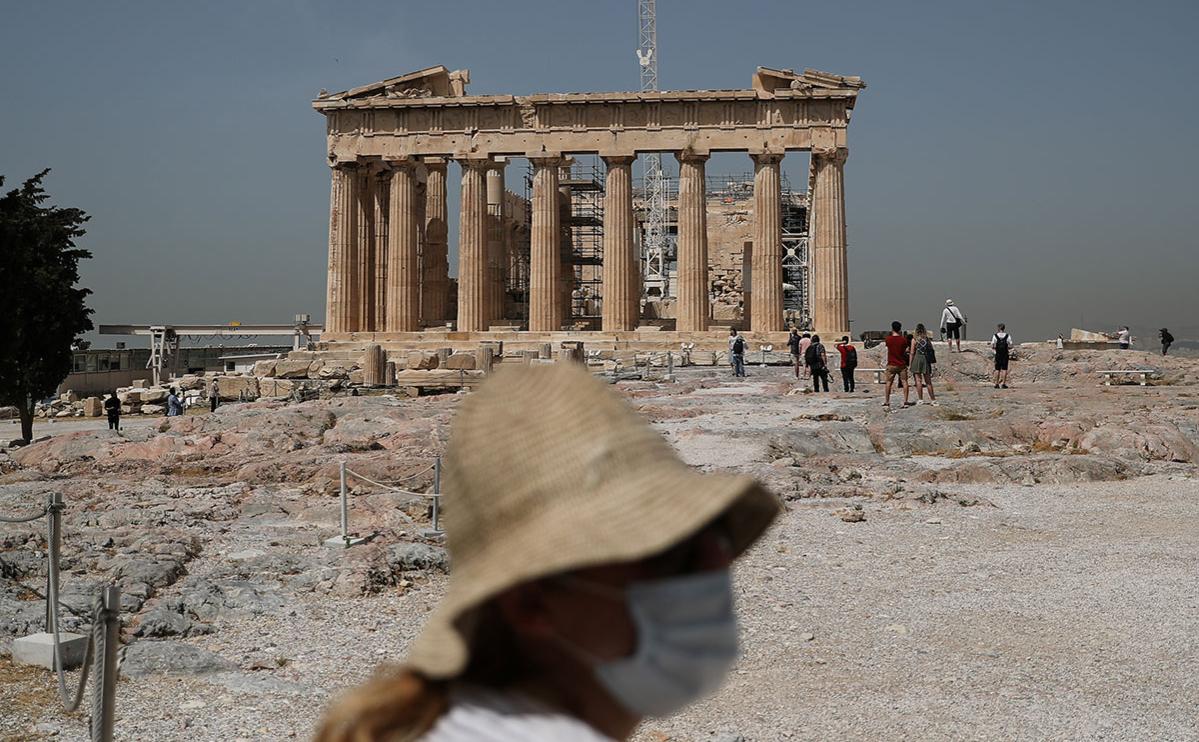 Фото — Alkis Konstantinidis / Reuters.