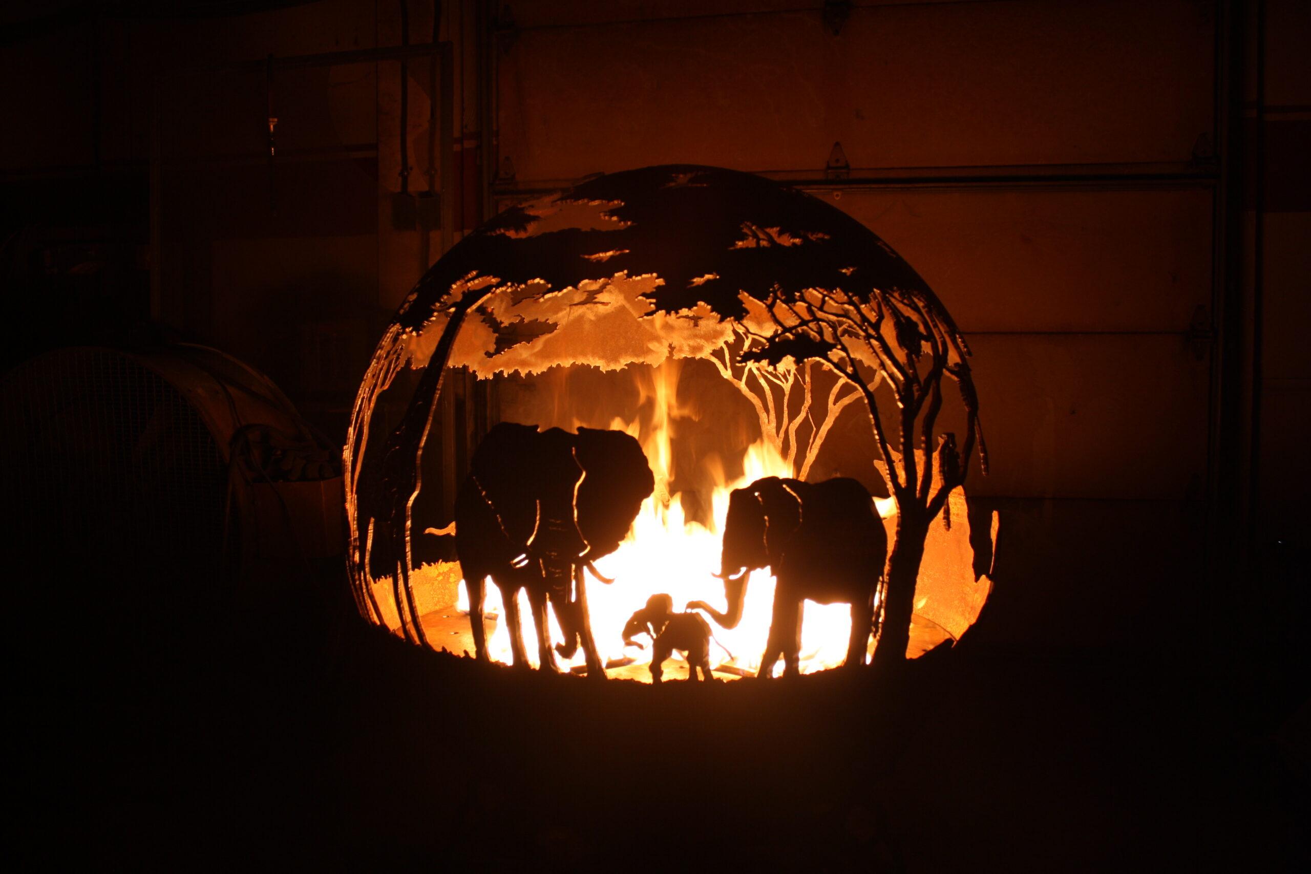 Древние люди специально сжигали леса в Африке. Исследование