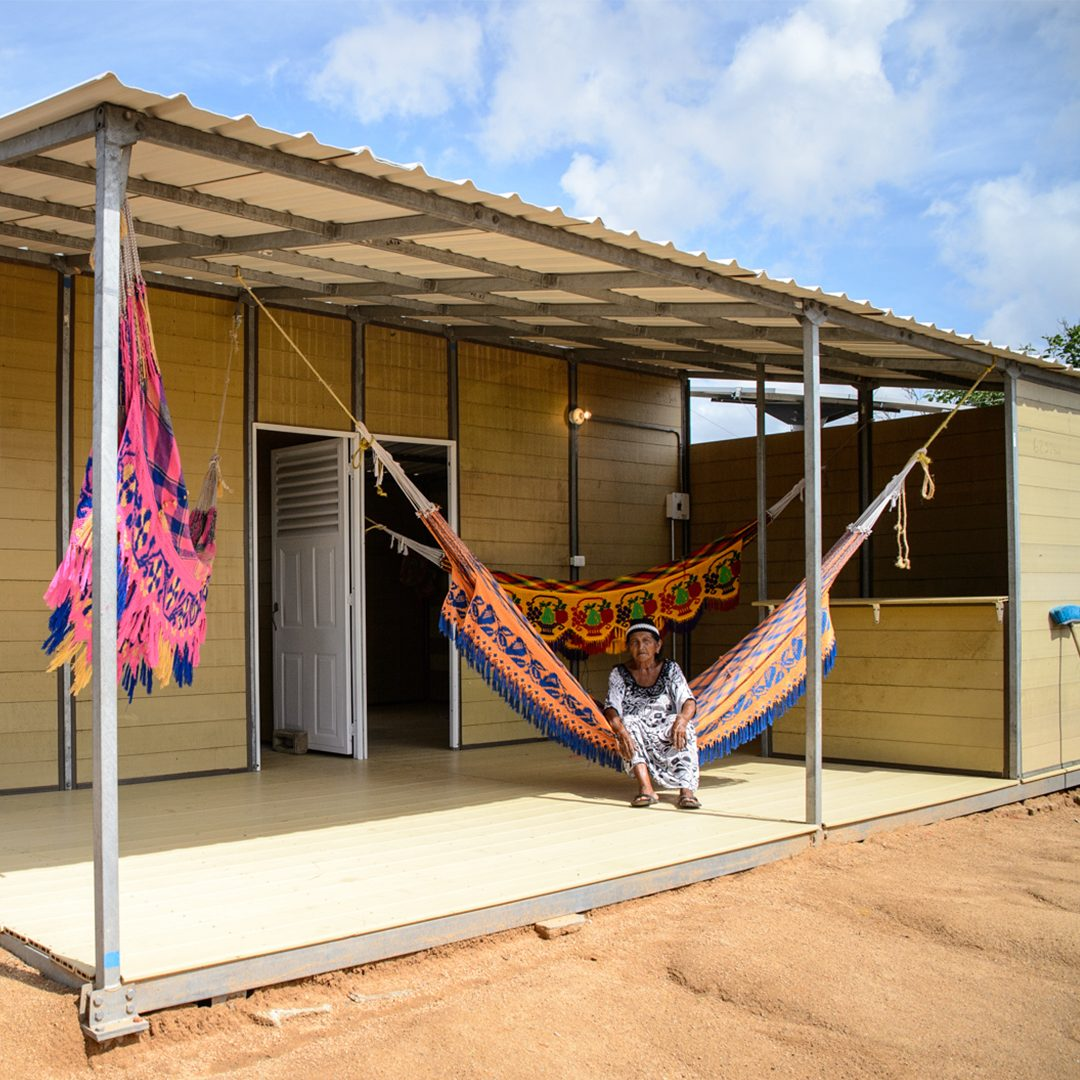 Колумбийская компания строит дома из кофейной гущи