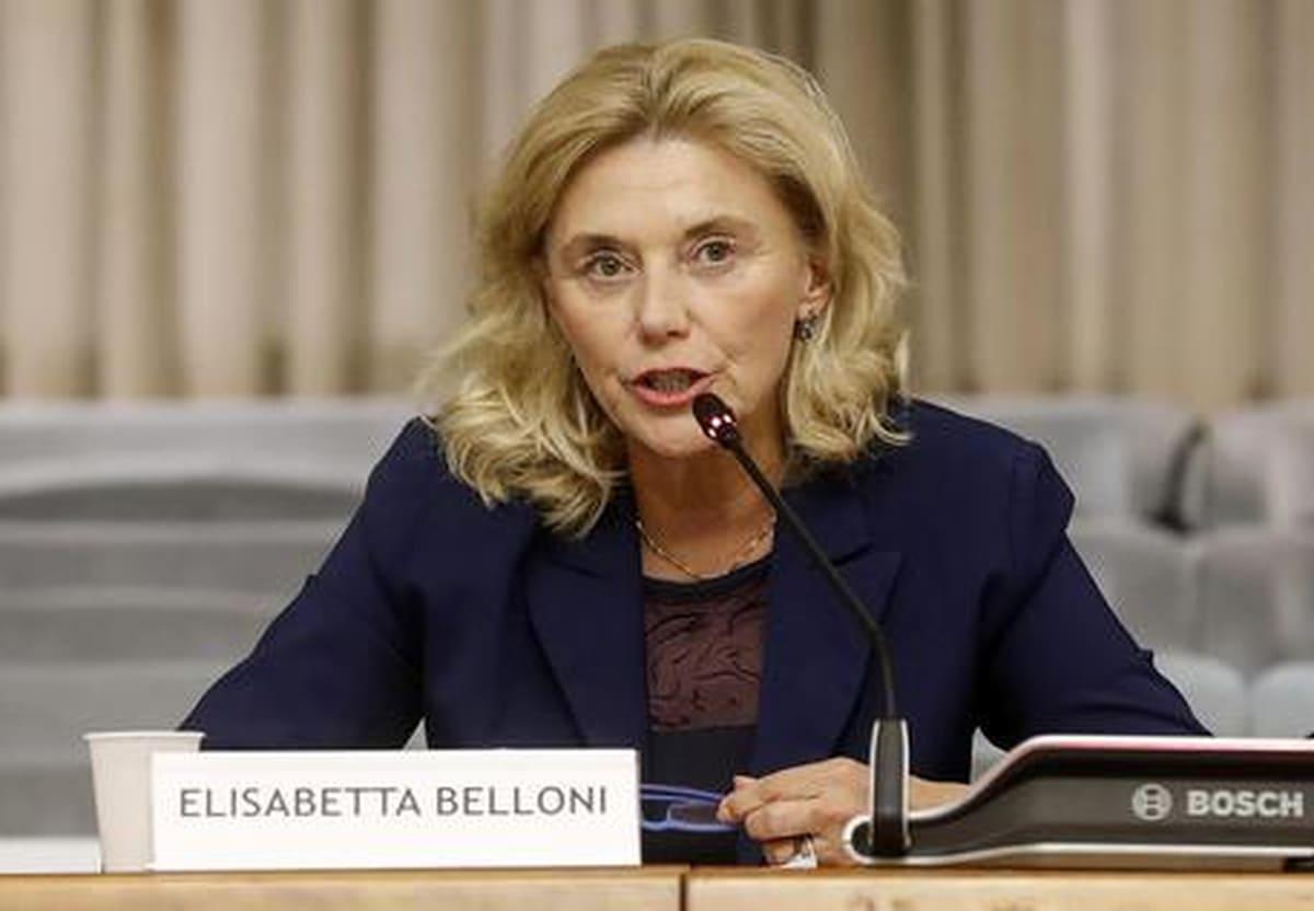 В Италии женщина впервые стала главой спецслужбы