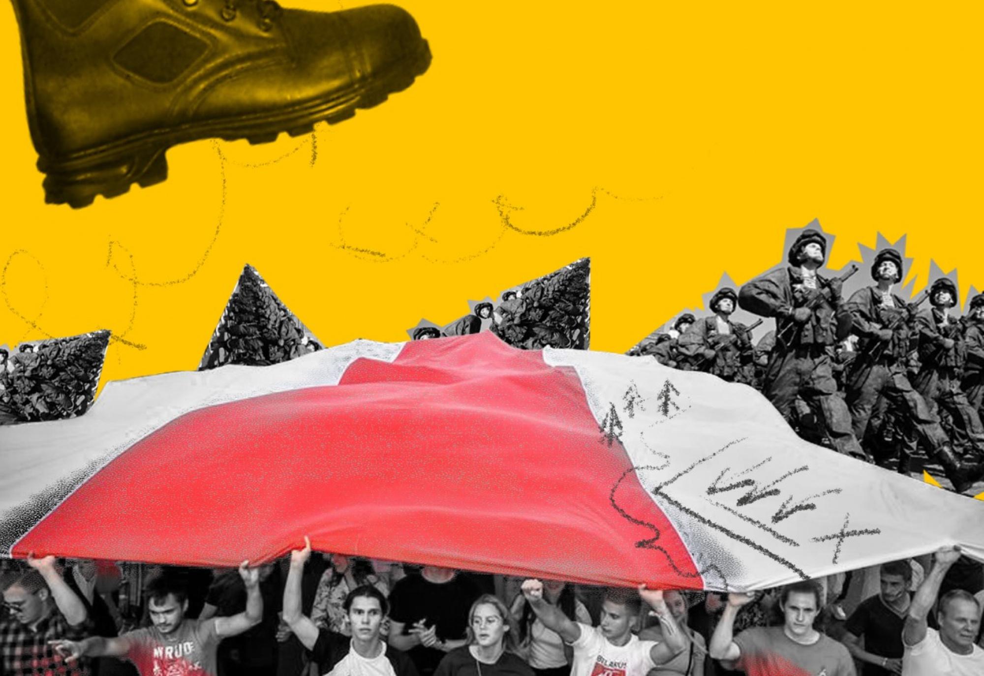 Лукашенко запретил транслировать протесты в прямом эфире и проводить их без разрешения местных властей