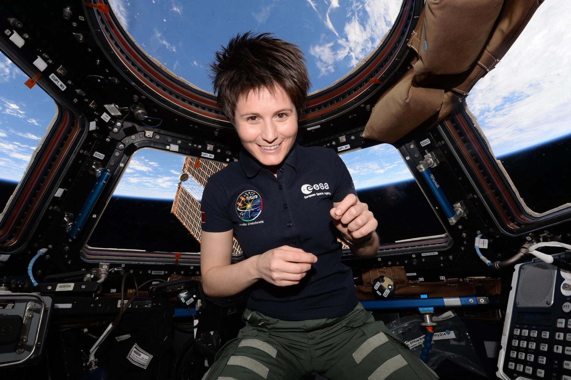 Европейка впервые возглавит экспедицию на МКС