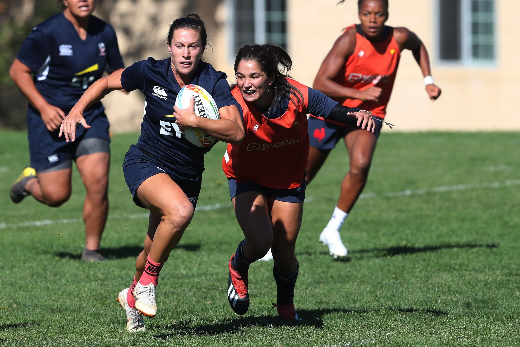 Фото — Women's Rugby.