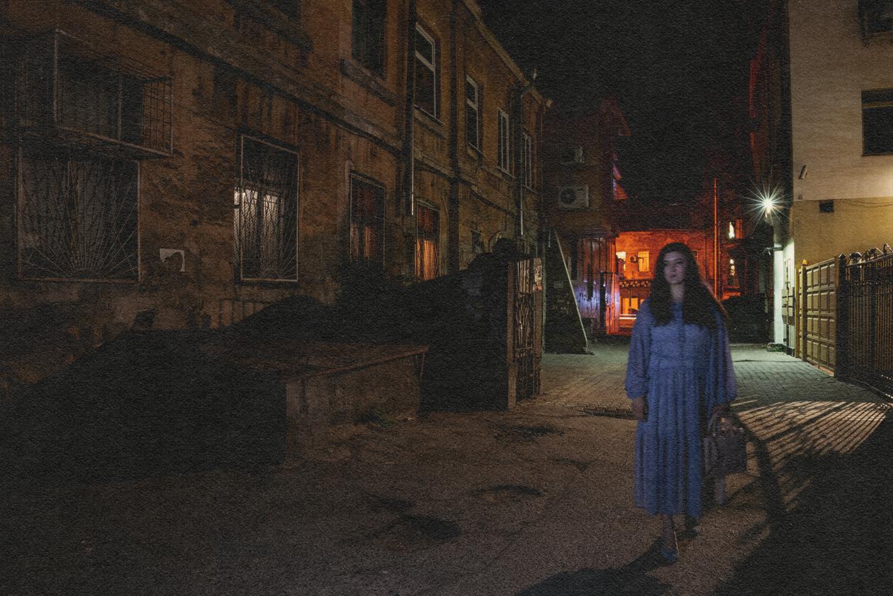 Когда город — враг. Как женщины возвращаются домой в темноте