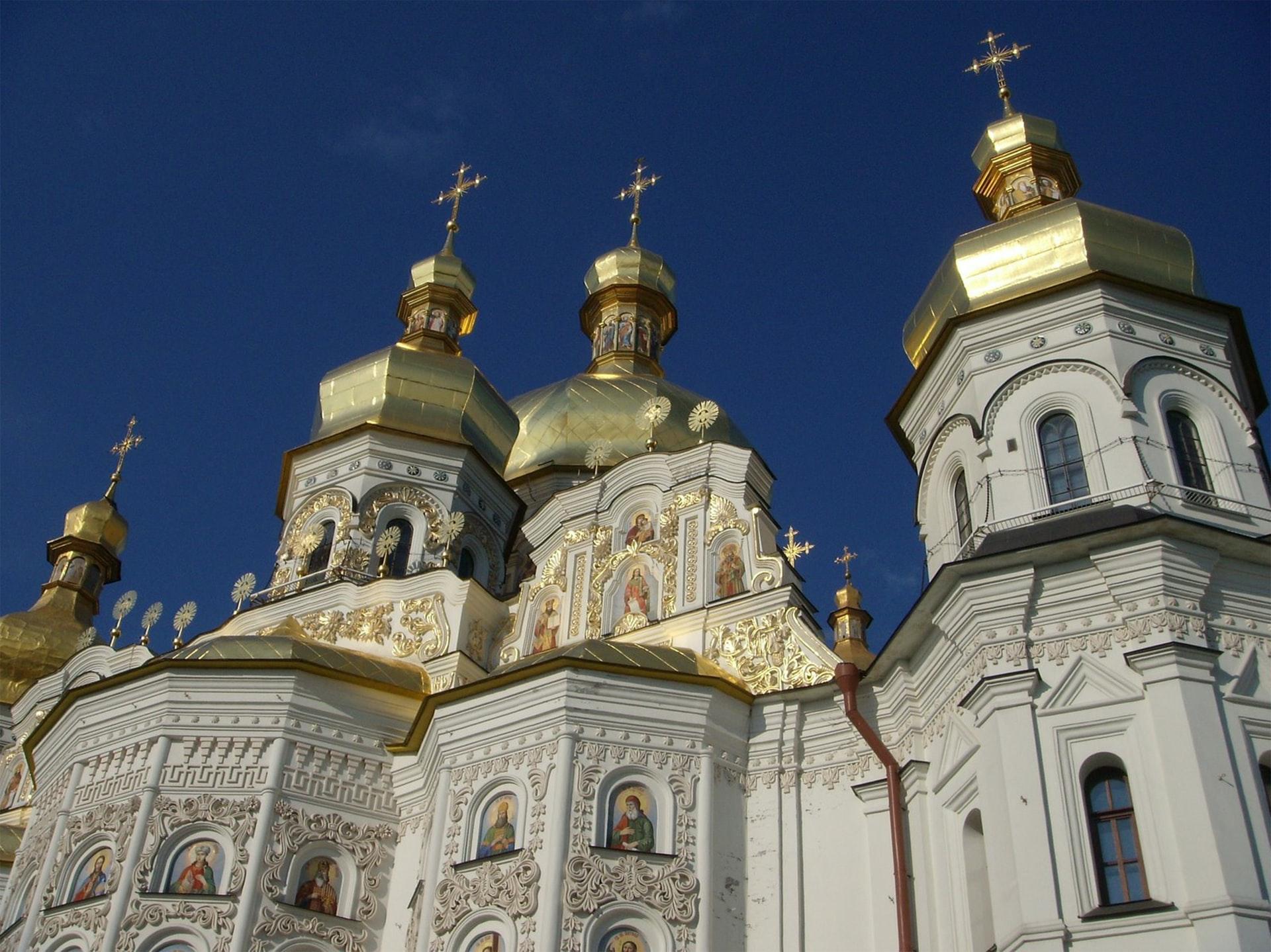 Киев. Фото – Unsplash.