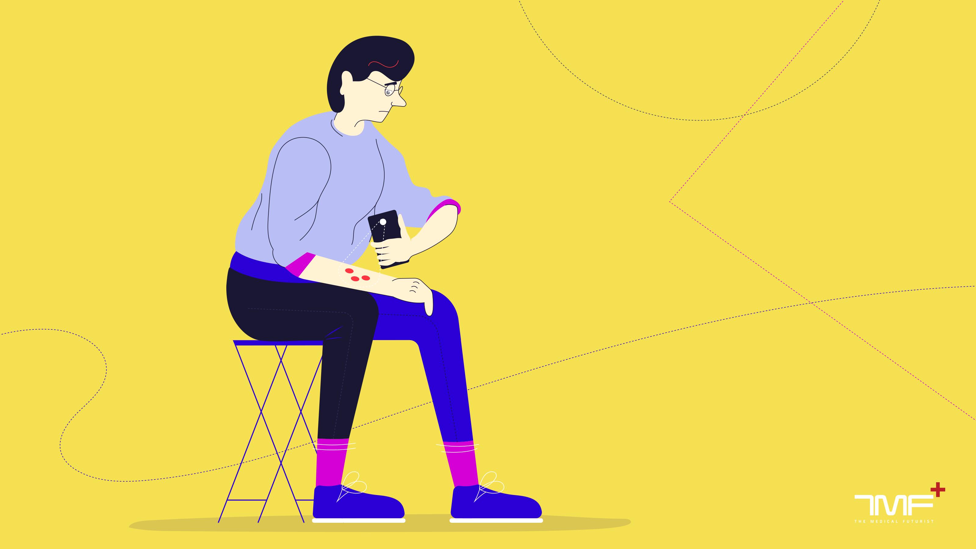 Google создал приложение, которое распознает болезни кожи, волос и ногтей