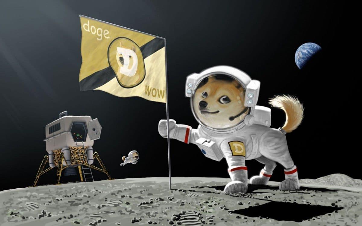 SpaceX использовала криптовалюту-мем для запуска спутника на Луну