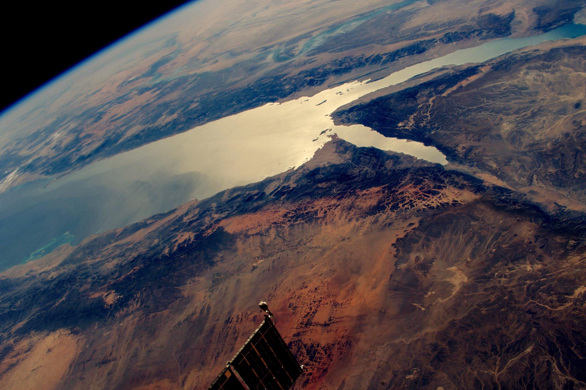 Красное море оказалось молодым океаном. Исследование