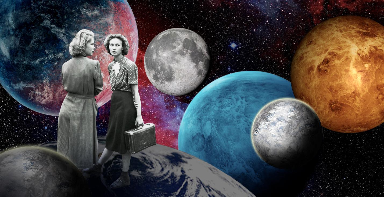 Дочери Урании: как женщины отвоевали свое право покорять звезды