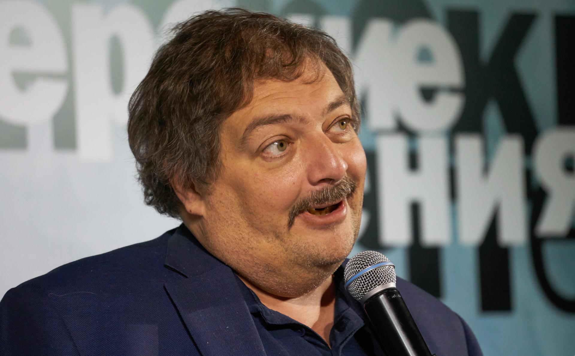 ФСБ пыталась отравить поэта Дмитрия Быкова — The Insider и Bellingcat