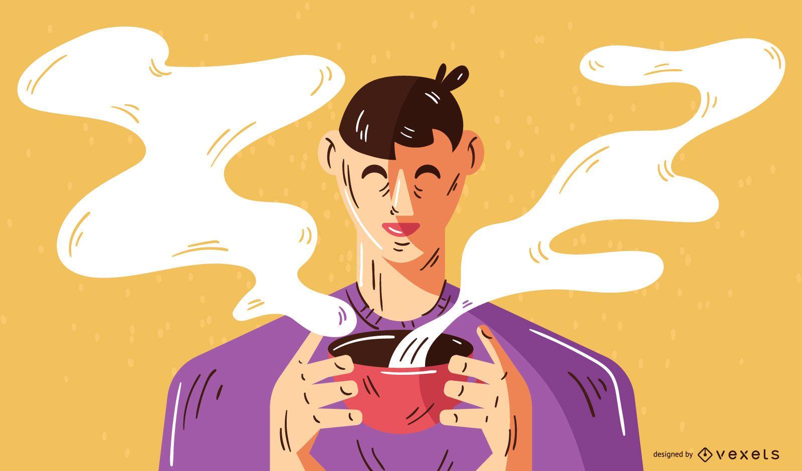 Иллюстрация — Vexels.