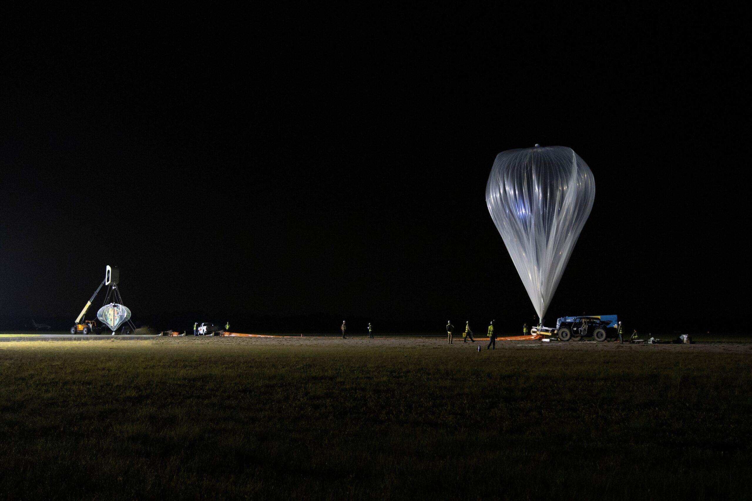 Тестовый полет «Нептун Один» 18 июня.