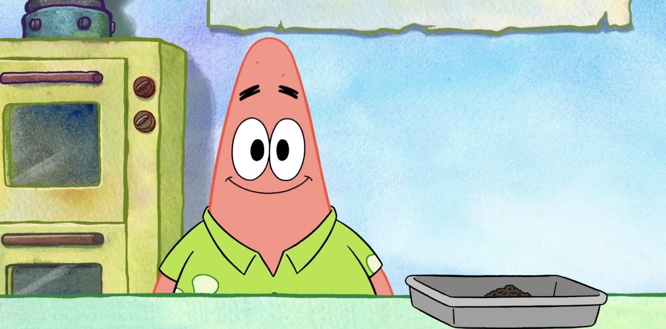 Спин-офф, который мы заслужили: Nickelodeon показал тизер-трейлер «Шоу Патрика Стара»