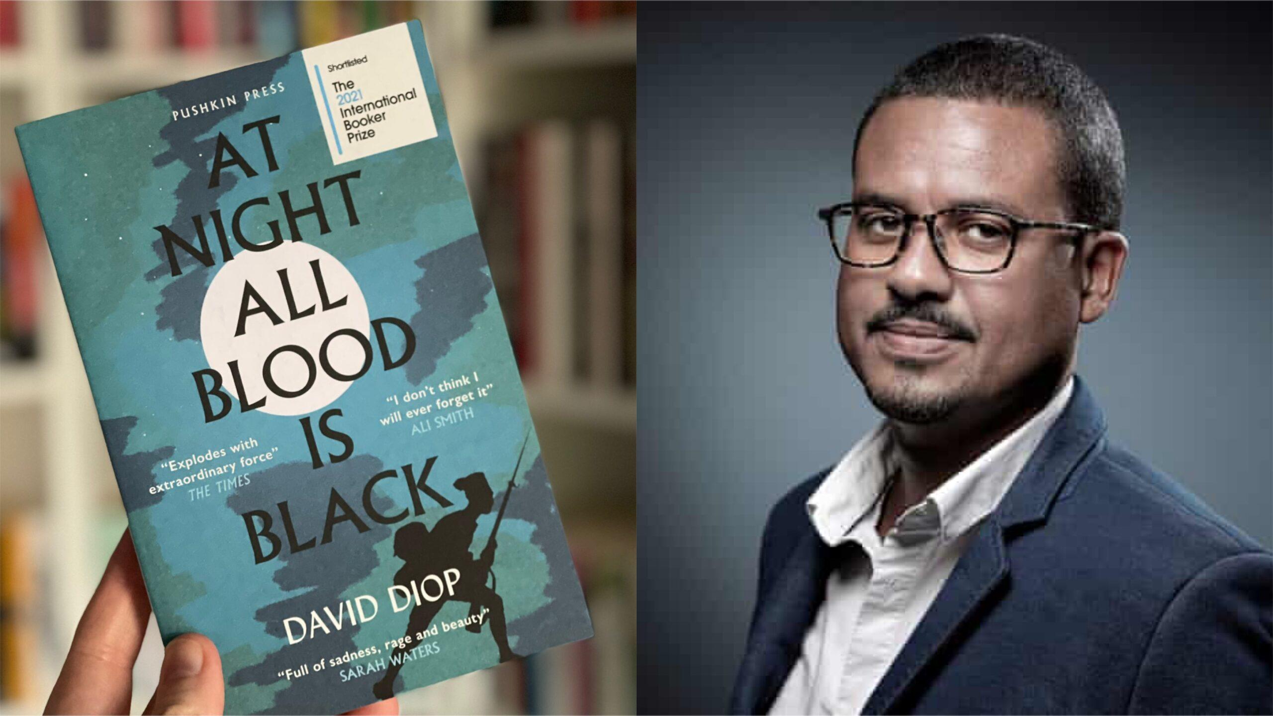 Международную Букеровскую премию получил французский писатель Давид Диоп