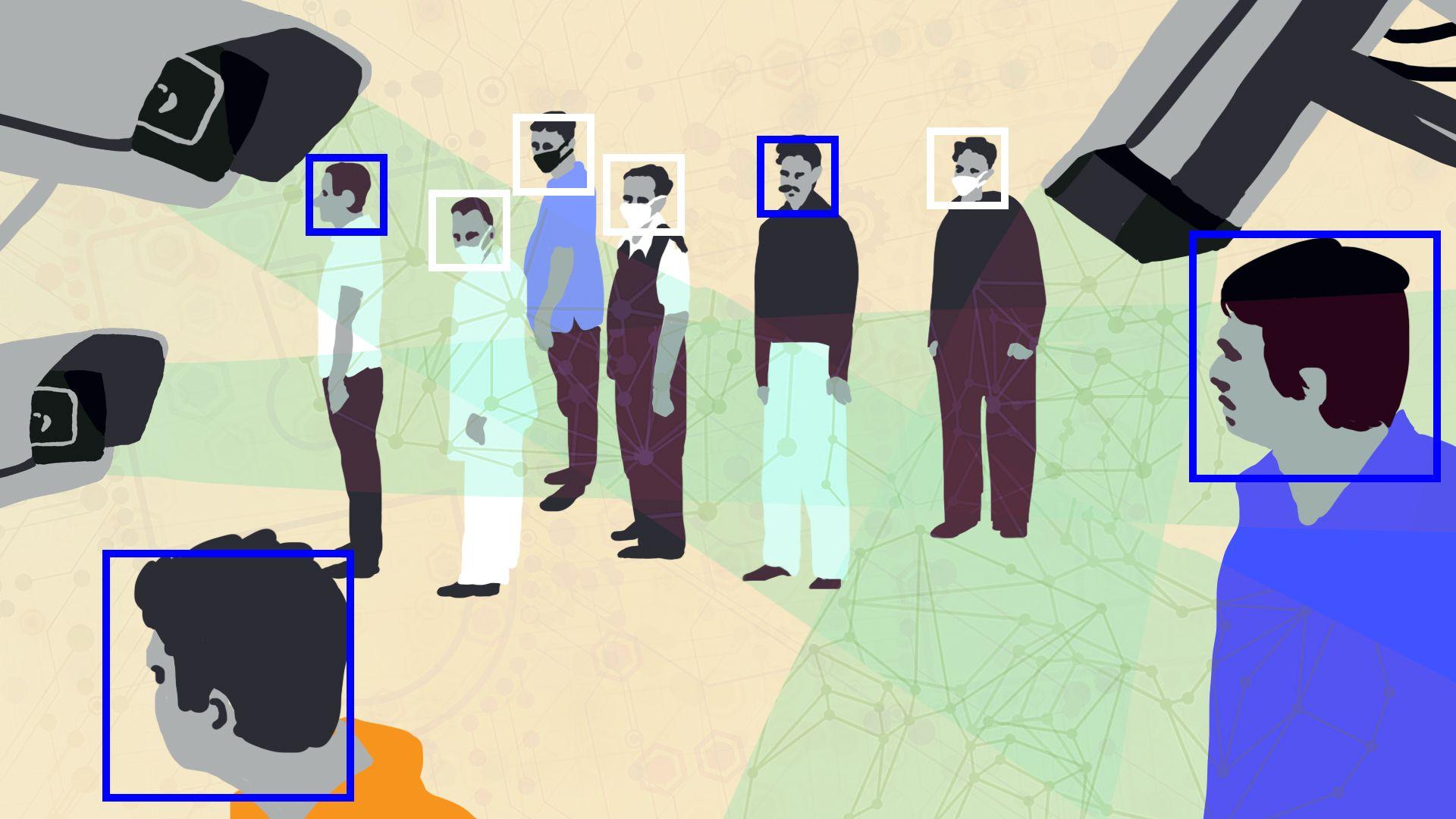 В Индии появились камеры видеонаблюдения, которые «кричат» на грабителей