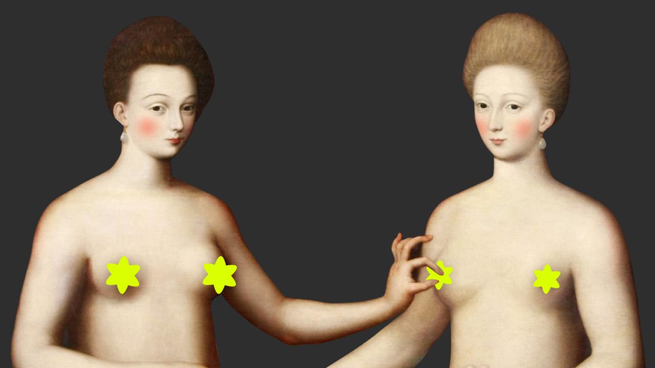 Покажи, спрячь, покажи. Как женская грудь стала важнее женщин?