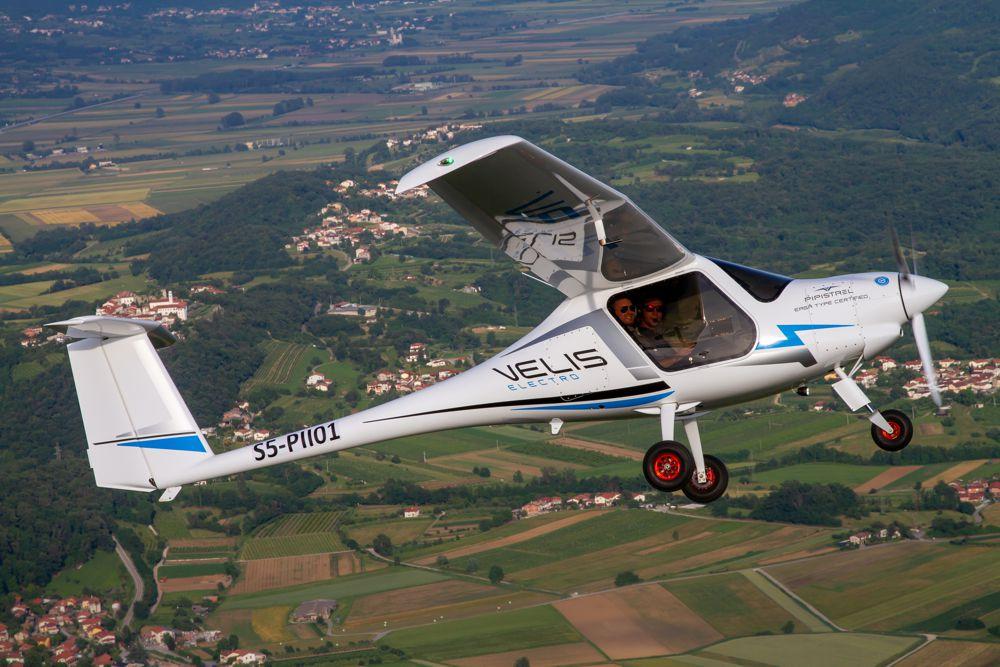 ВВС Дании первыми в мире будут использовать электросамолеты