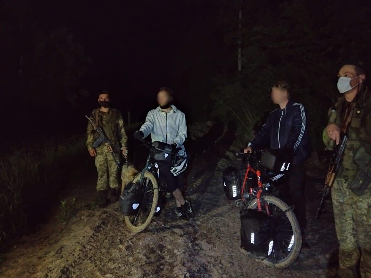 Фото — Государственная пограничная служба Украины.