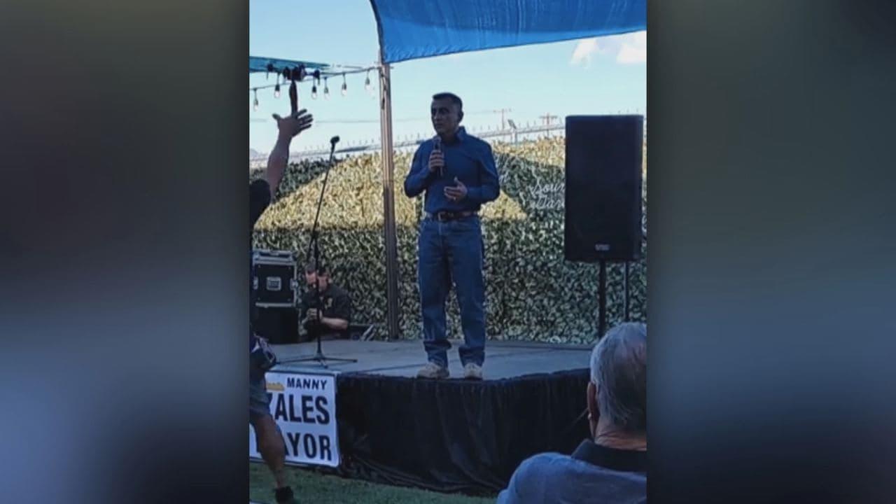 В Нью-Мексико на кандидата в мэры спикировал дрон с фаллоимитатором