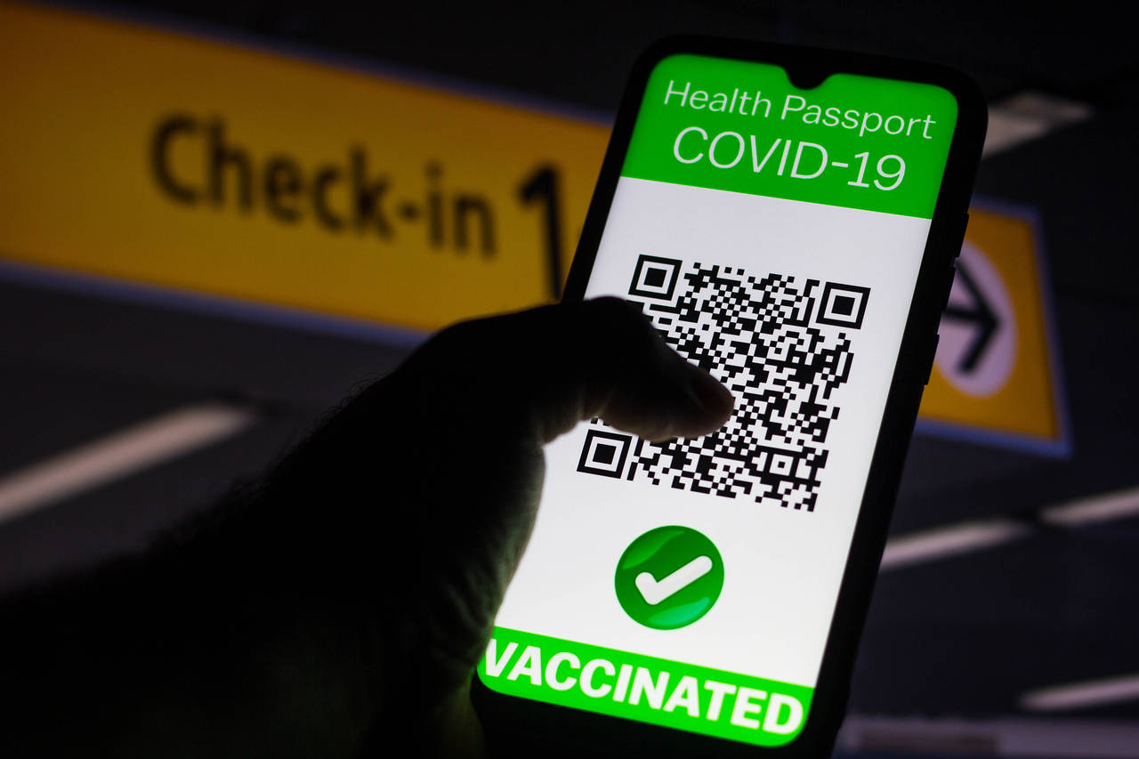 Семь стран Евросоюза начали выдавать COVID-сертификаты
